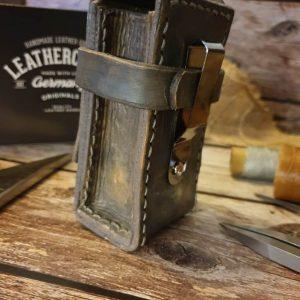 Magazintasche vintage - Munitionstasche, Ammo Pouch rustikal