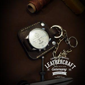 Schlüsselbund Uhr