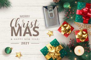 Leder als Weihnachtsgeschenk Idee