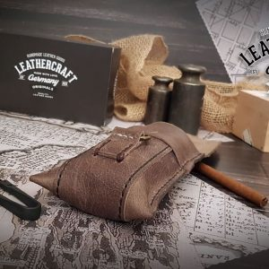 Bushcraft Leder Bag