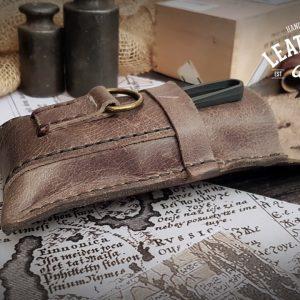 EDC Leder Tasche