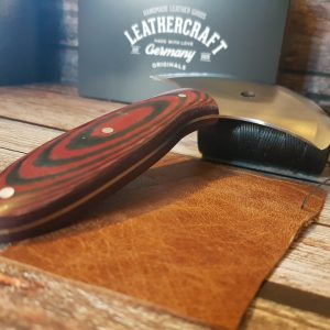 leather head knife