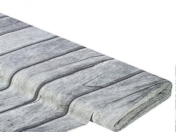 Holzwand grau
