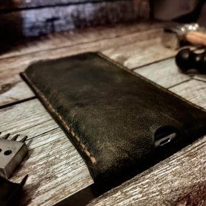 Leder Handycover Samsung