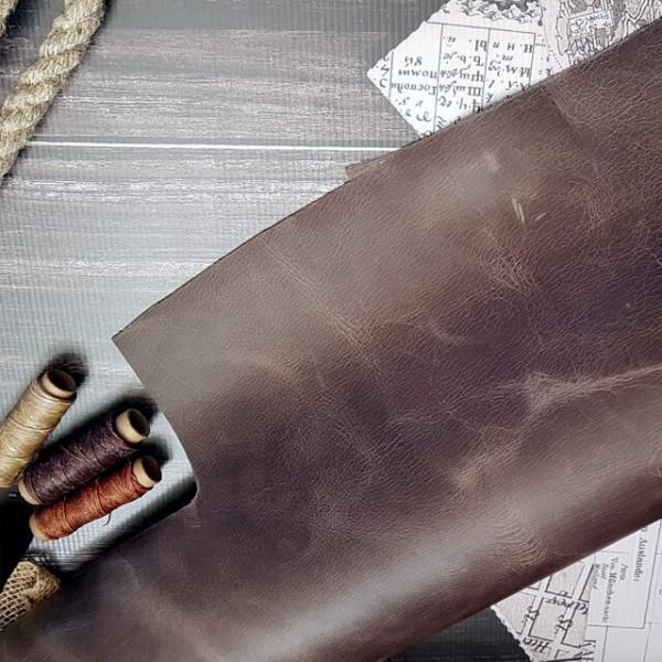 Wasserbüffel braun-grau
