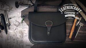 Cross Bag Tasche schwarz Herren