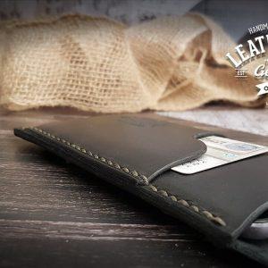 Leder Smartphone Cover Samsung