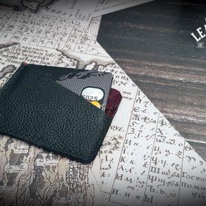 Kreditkartenetui Damen rot