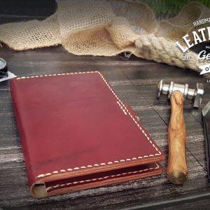 Moleskine Journal Leder