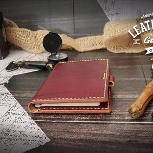 Moleskine Tagebuch Leder