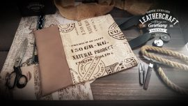 Shopping Bag Canvas & Baumwolle Druck