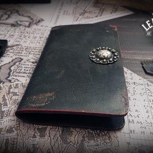 Echtleder iPhone 12 Cover