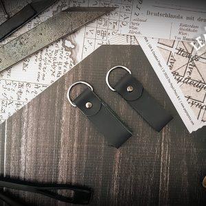 Schlüsselanhänger personalisiert Gravur