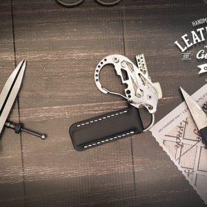individueller Schlüsselanhänger schwarz