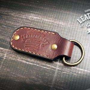Schlüsselanhänger Leder Gravur